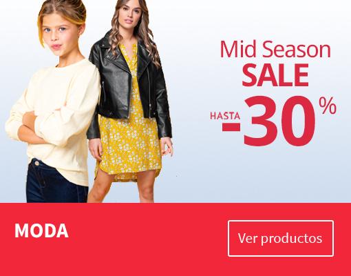 Mid Season Sale en Carrefour.