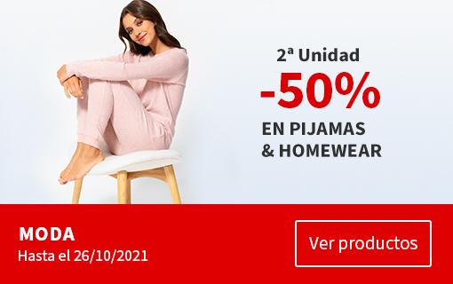 Tu ropa de casa con Carrefour.