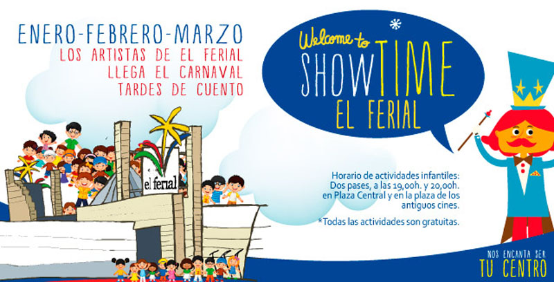 Showtime El Ferial