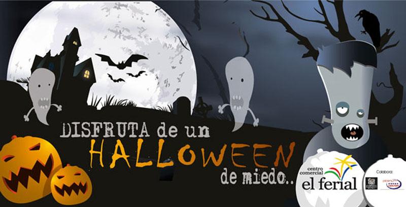 Disfruta de un Halloween de miedo