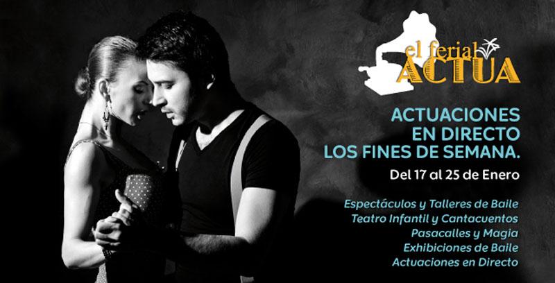 El Ferial Actua - Enero 2014