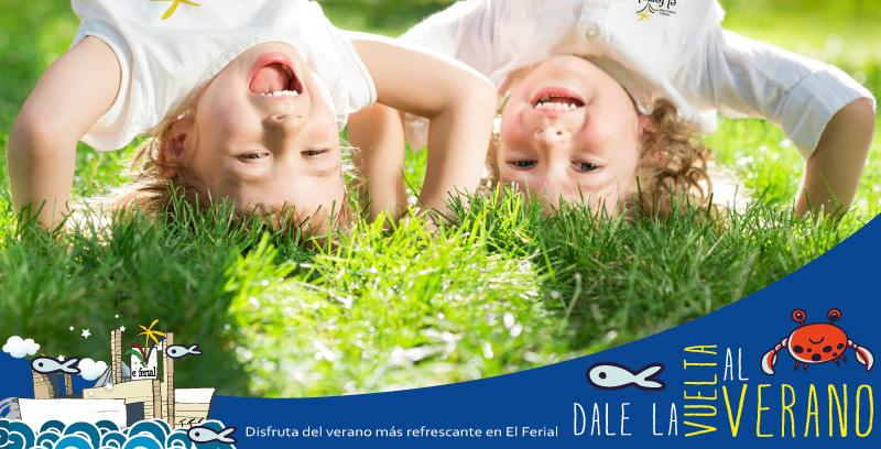 Showtime El Ferial en Julio, Agosto y Septiembre
