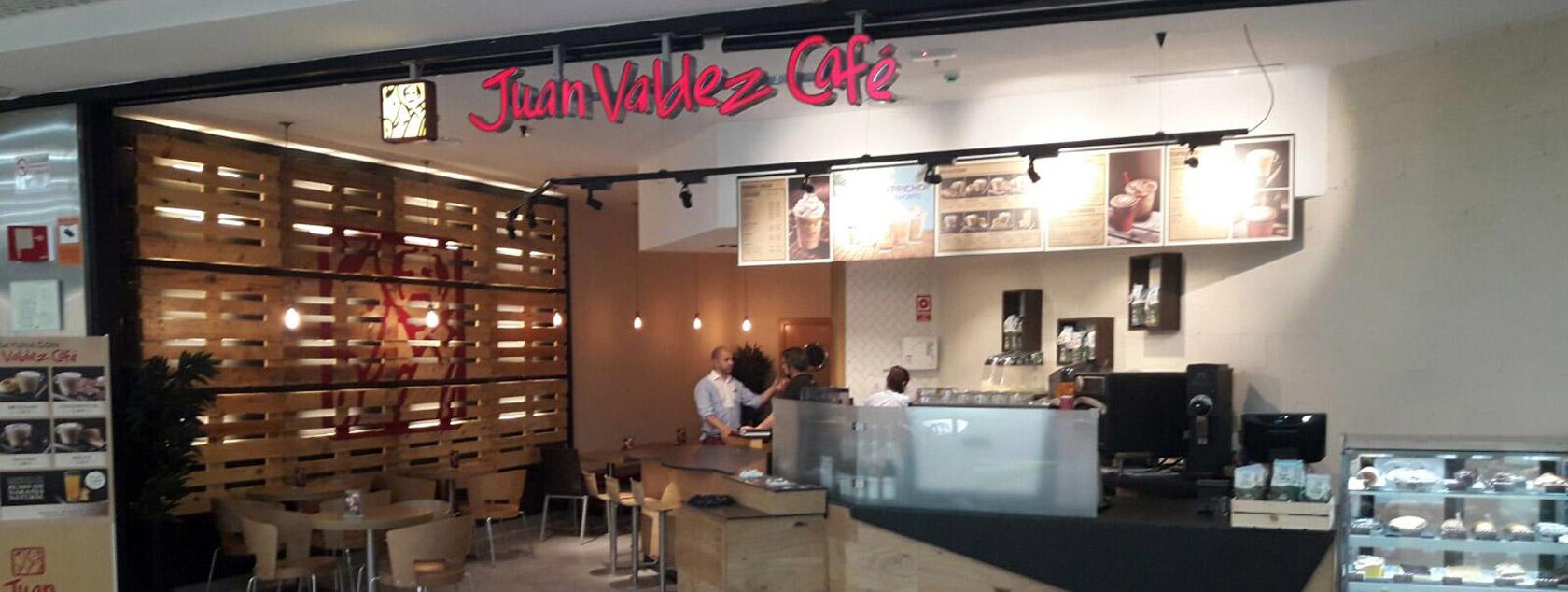 Apertura de Juan Valdez Café en CC El Ferial