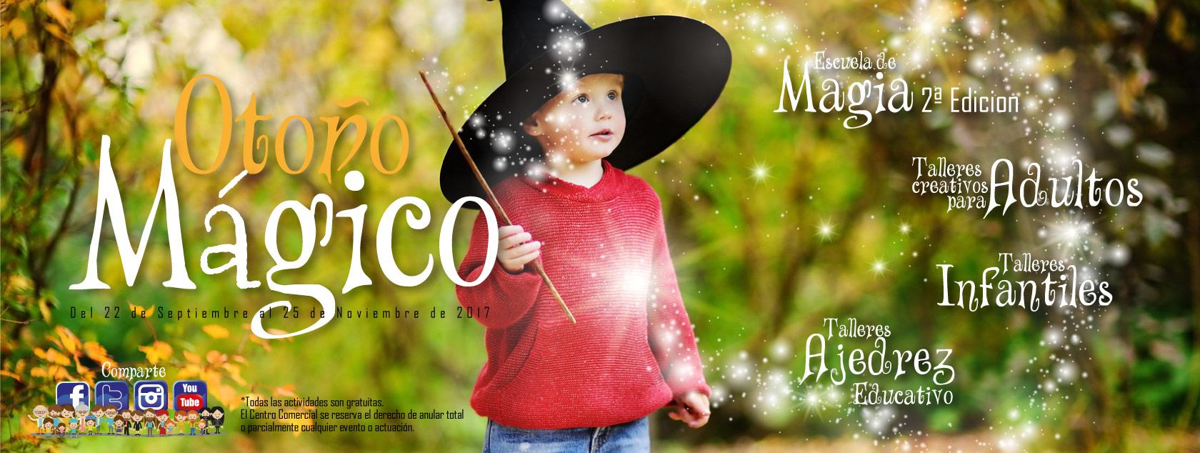 Otoño mágico en CC El Ferial