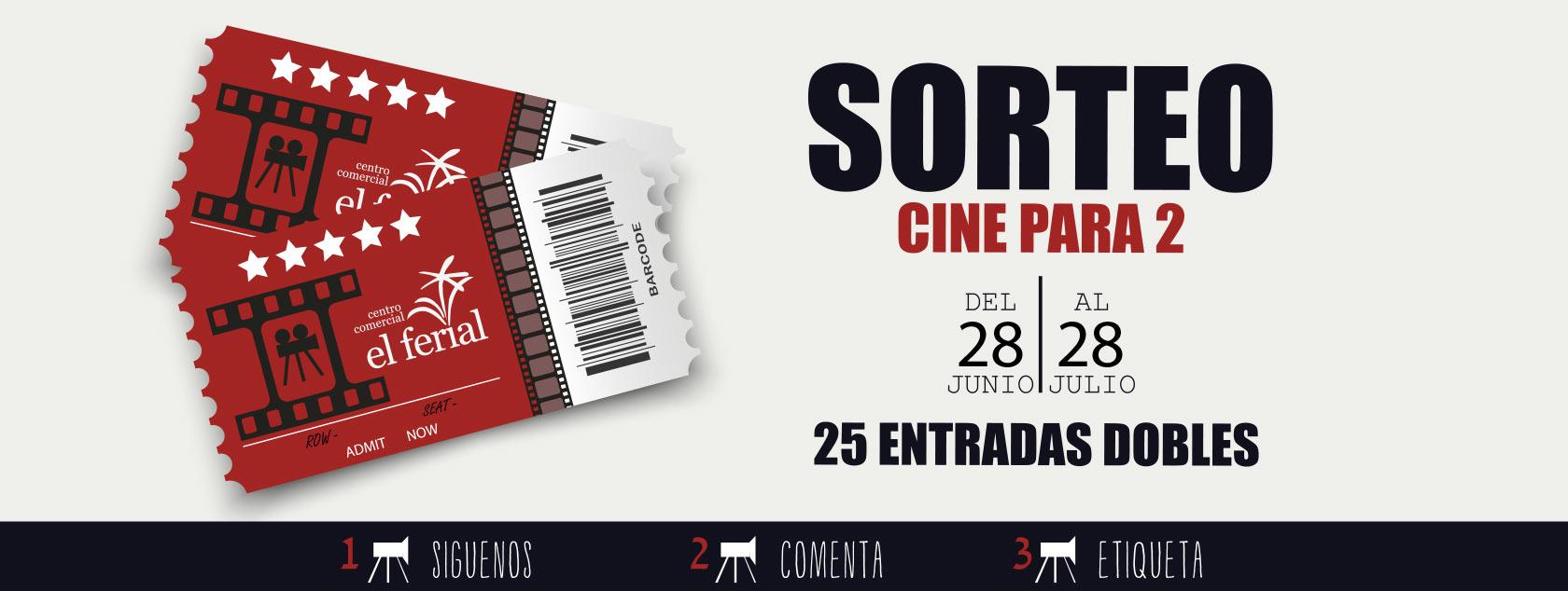 CC El Ferial te invita al cine