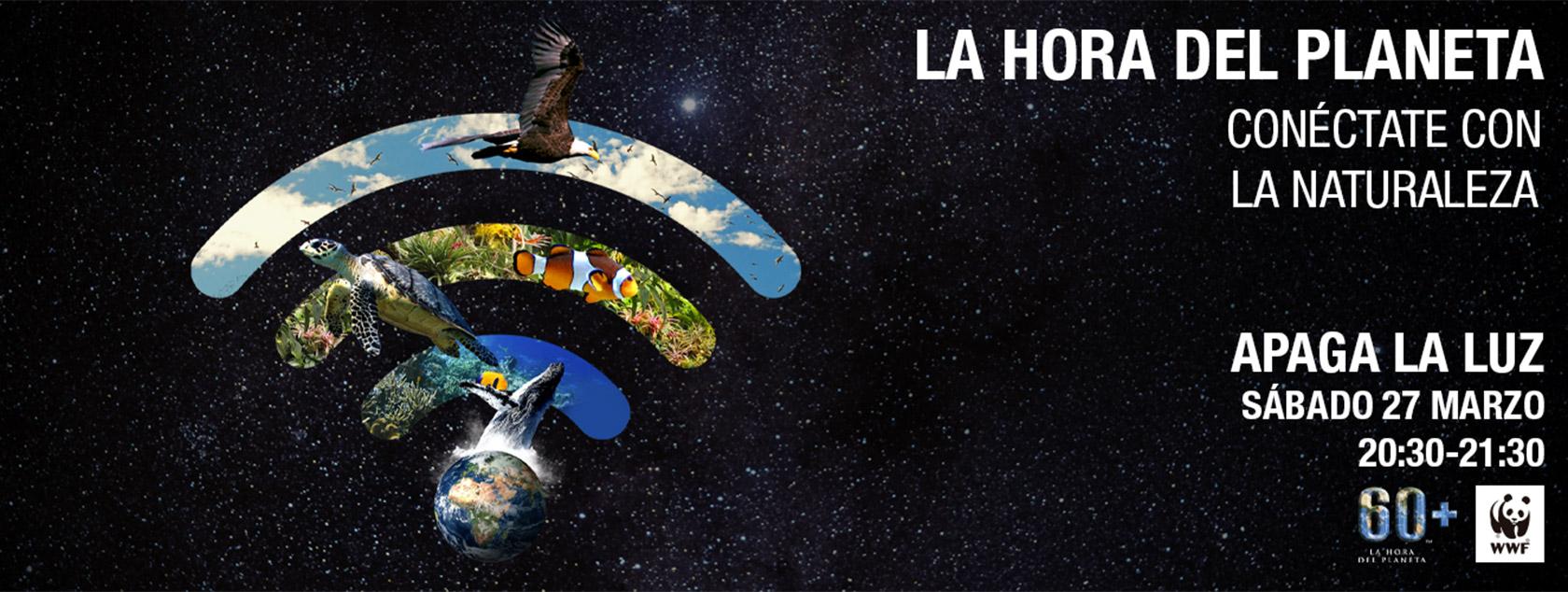 La Hora del Planeta en El Ferial
