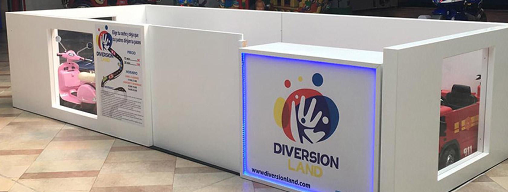 Apertura de DiversionLand en CC El Ferial