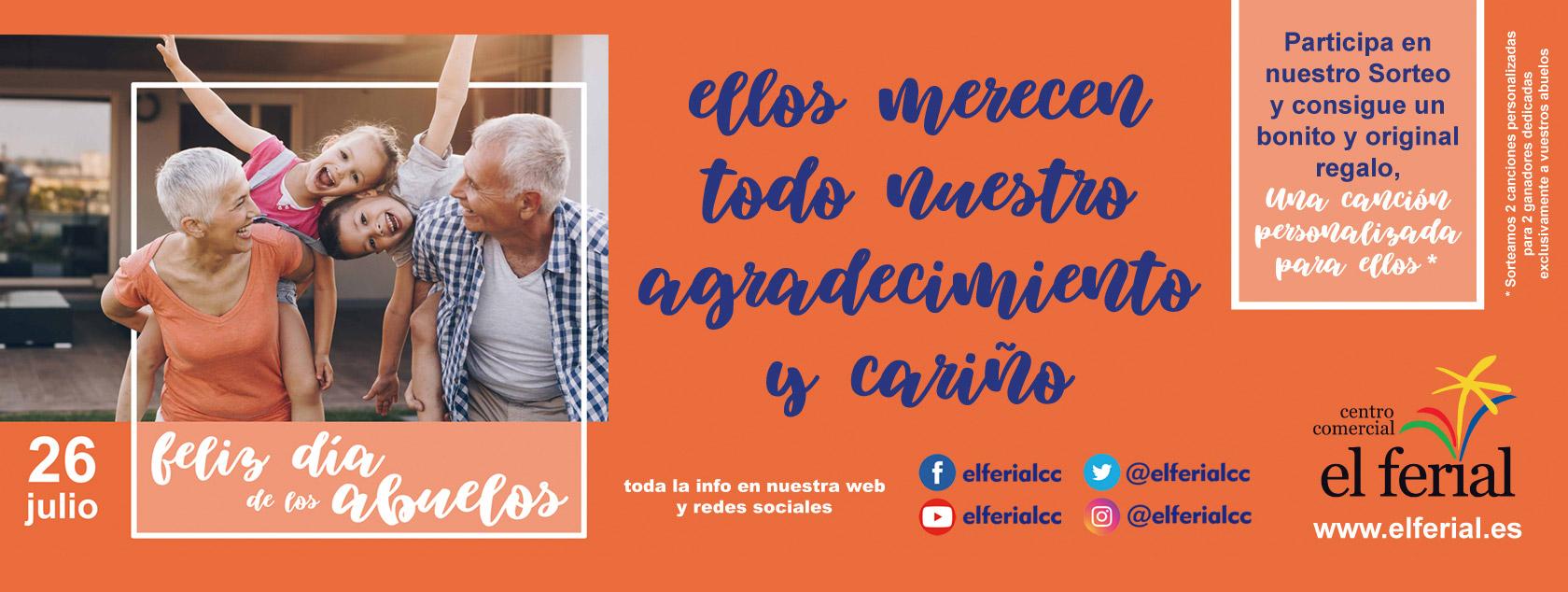 Concurso Día de los Abuelos