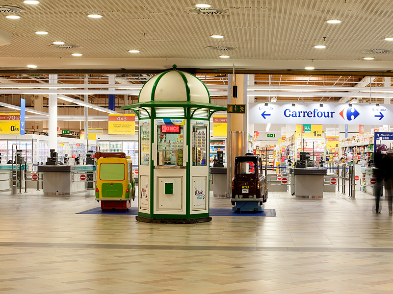 Carrefour (escaparate)
