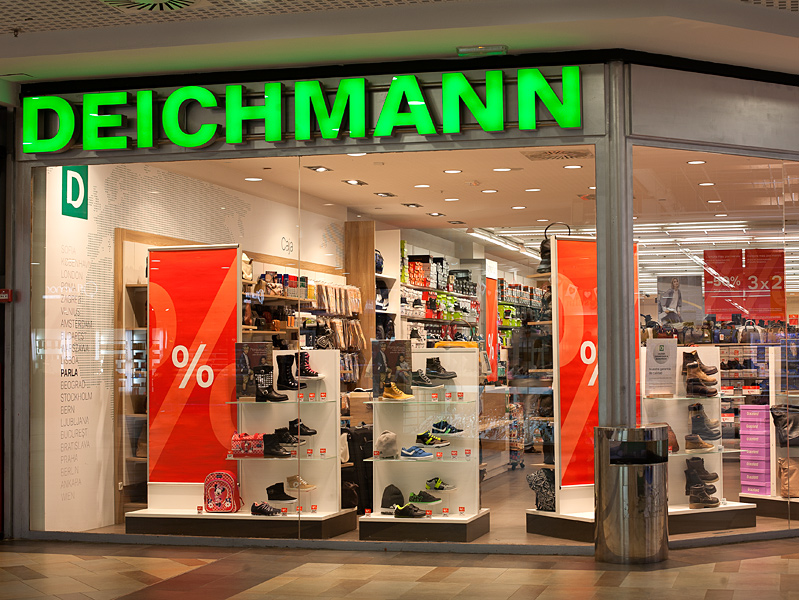 Deichmann (escaparate)