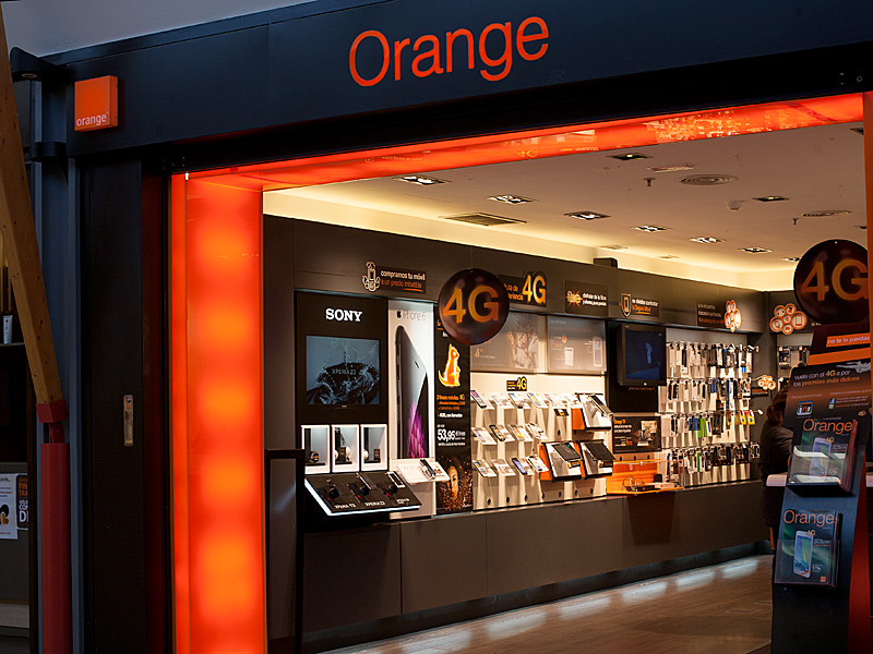 Orange (escaparate)