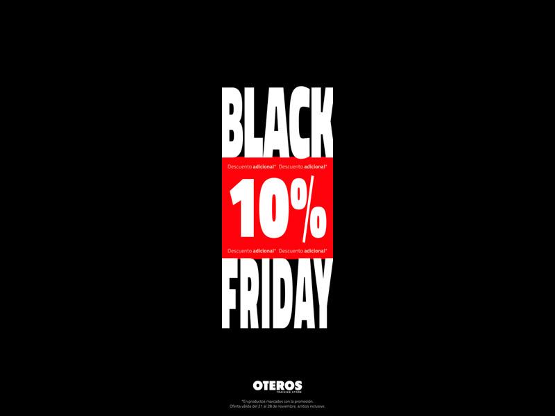 Oteros Training Store Black Friday 2016