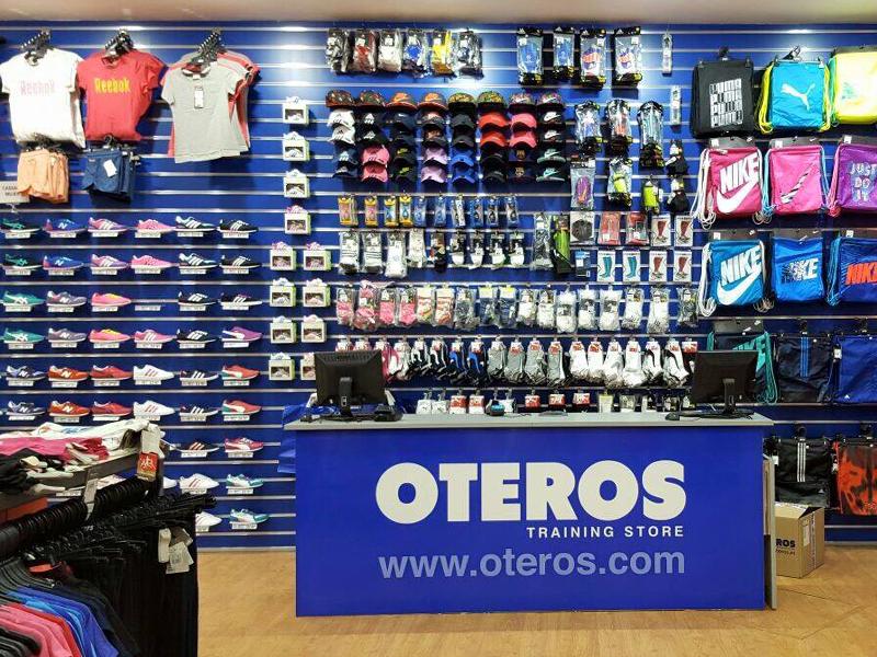 Oteros Training Store 4