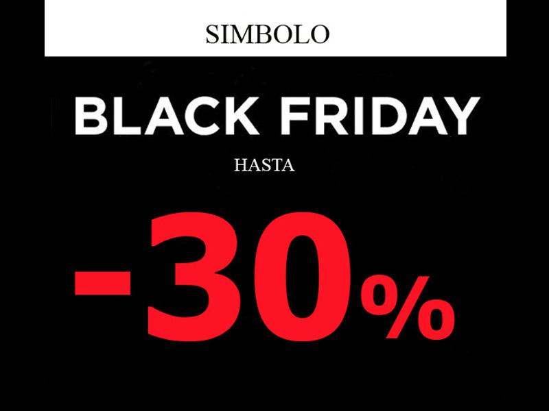 Simbolo Black Friday 2016