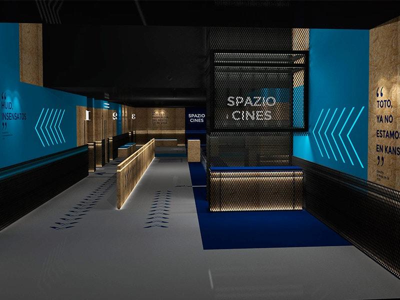 Spazio Cines 1