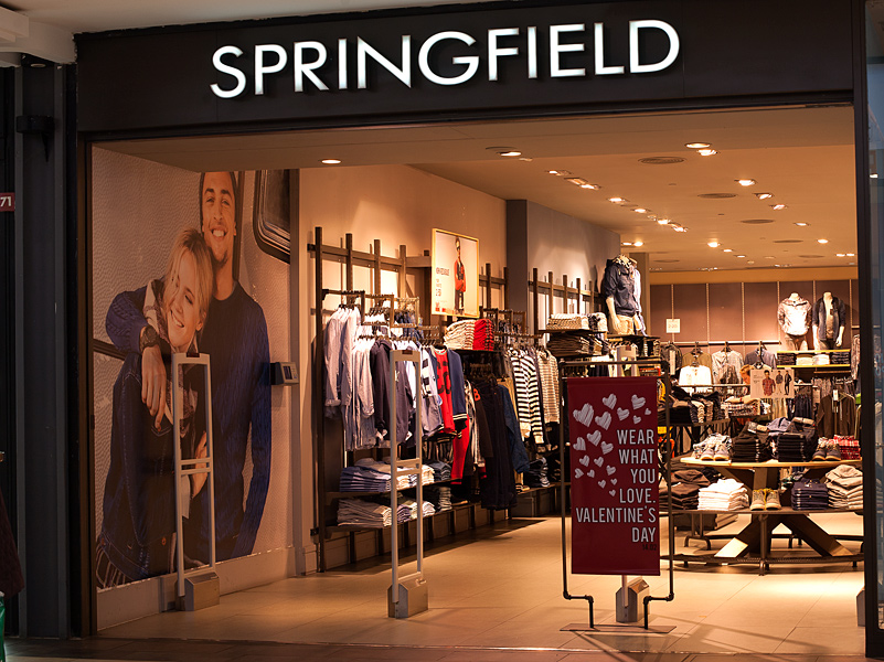 Springfield (escaparate)