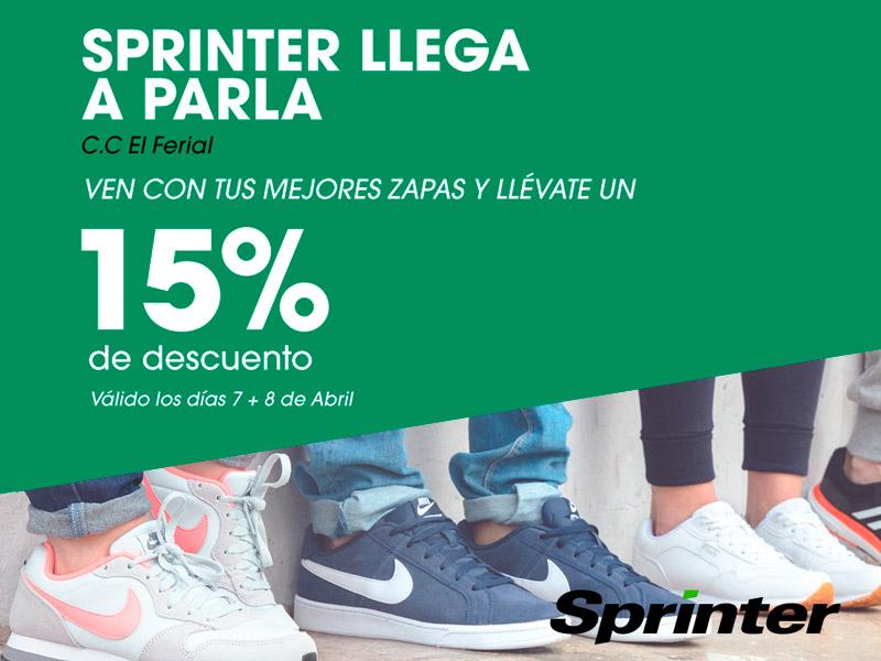 Promoción apertura Sprinter